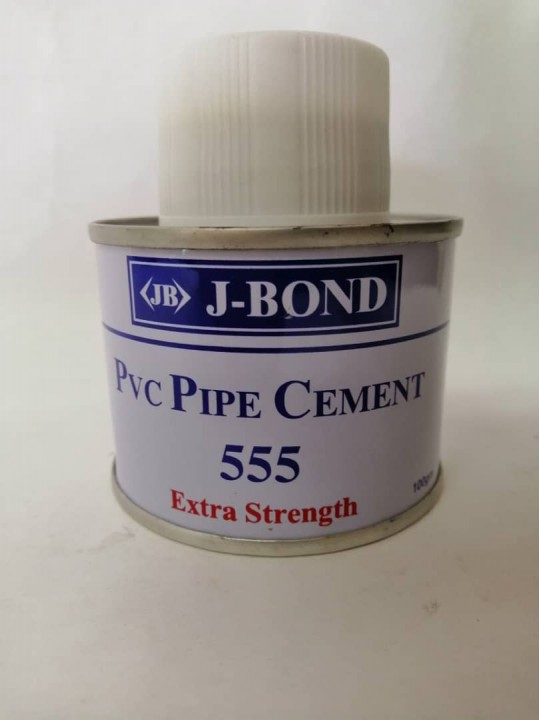 100GM PVC Solvent Cement - JB