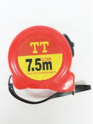 TT-Measuring Tape/7.5X25(Red)
