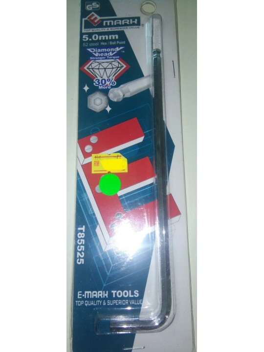EMARK-Allen Key(5.0MM)