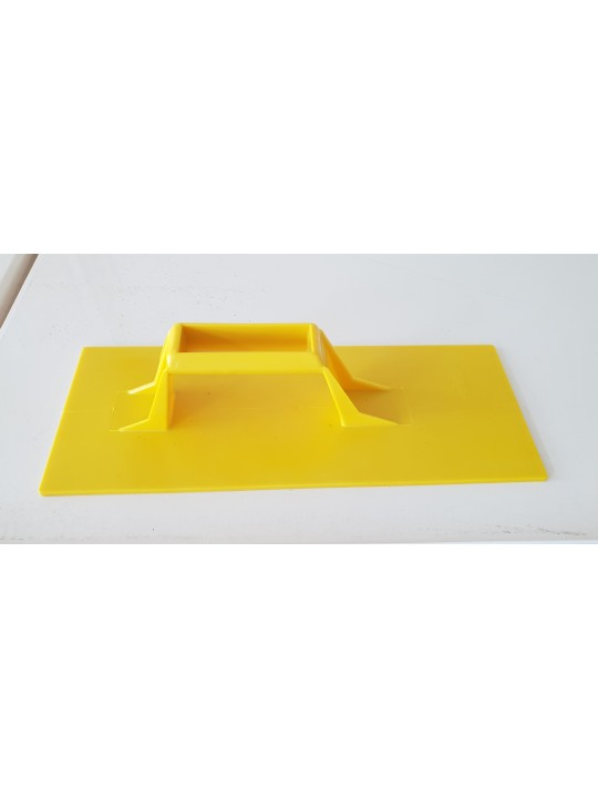 "4 1/2"" PVC TROWEL YELLOW"