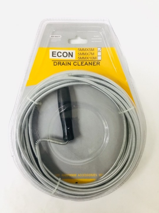 5MM X 5M Drain Cleaner