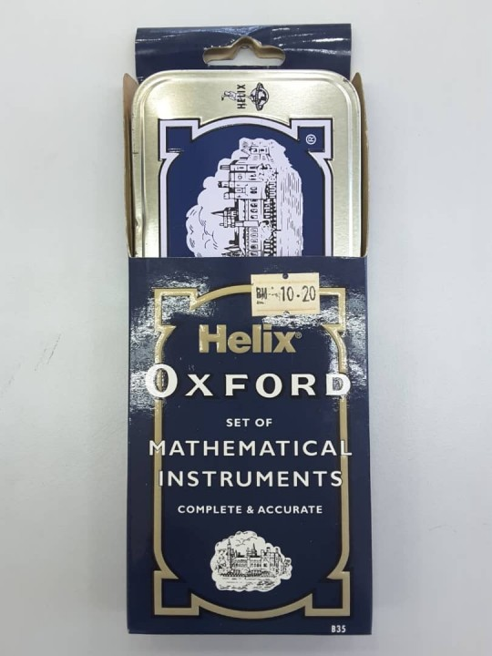HELIX-OXFORD-MATHEMATICAL INSTRUMENTS