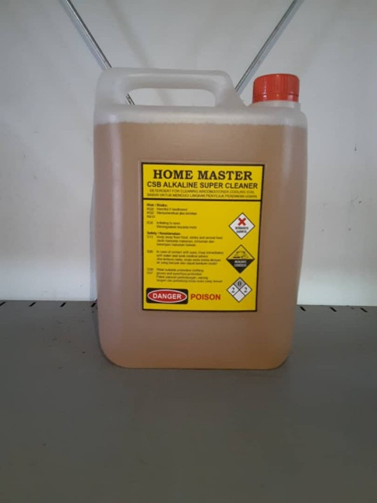 ALKALINE SUPER CLEANER 5L