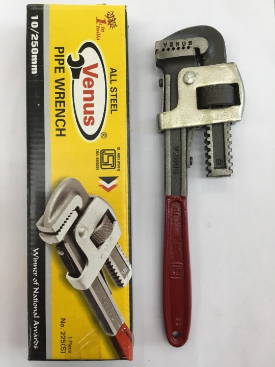 """10"""" VENUS Pipe Wrench"""