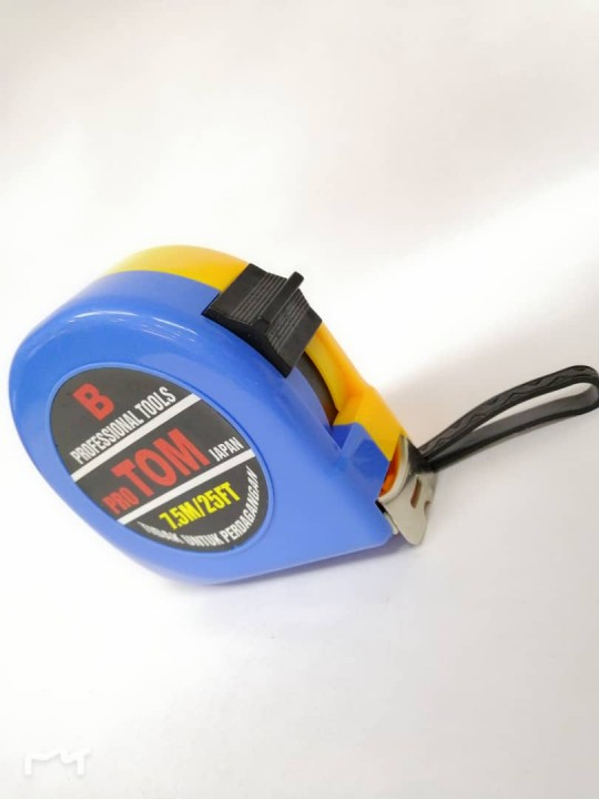 25' TOM B Measuring Tape