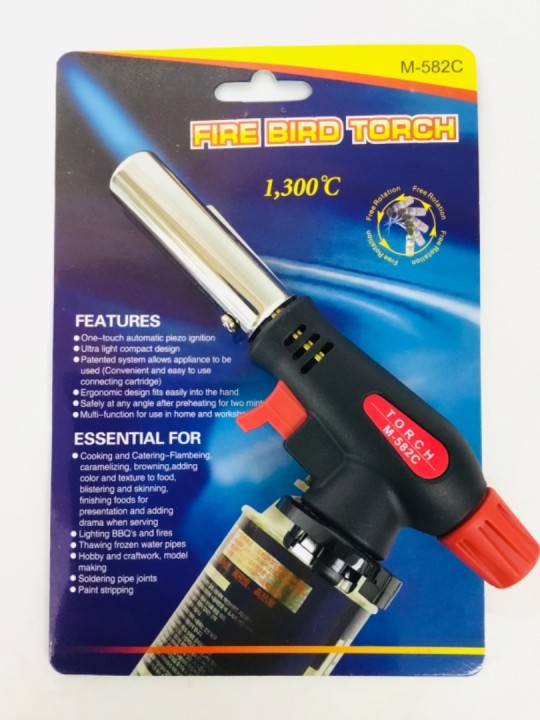 SLH582 Gas Tin-Fire Bird Torch