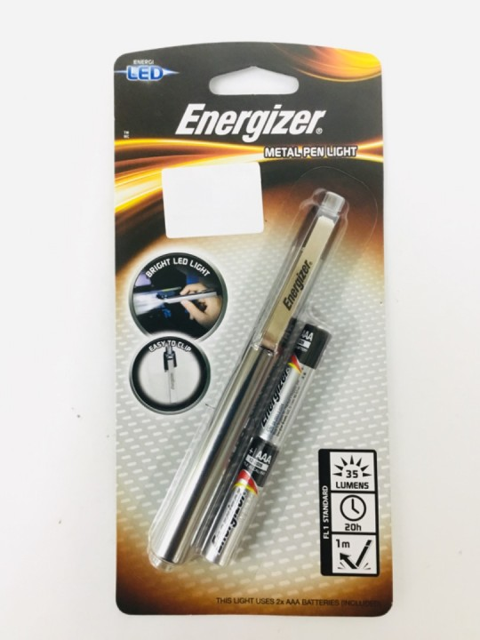 ENR Metal Penlight