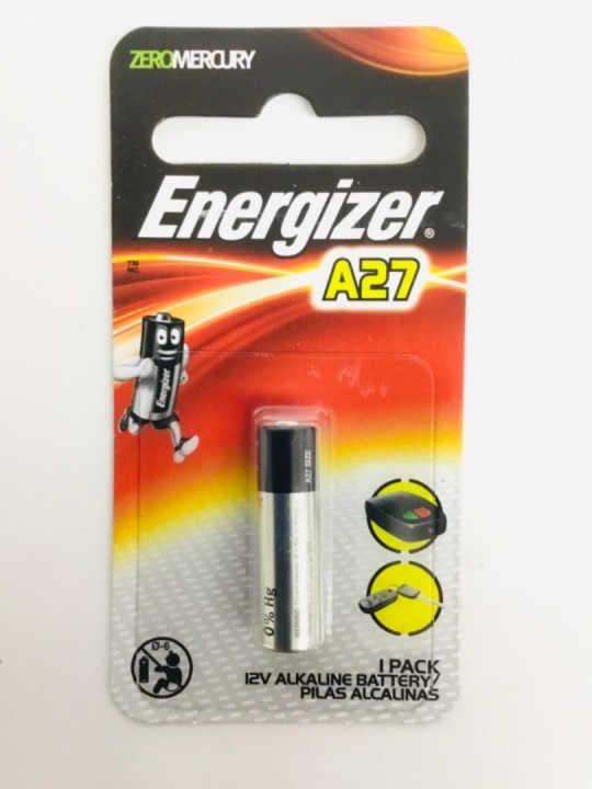 ENERGIZER Mini AL A27 BP1