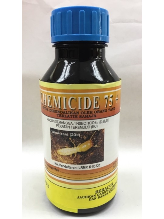 500ML 75 Chemitox Insecticide
