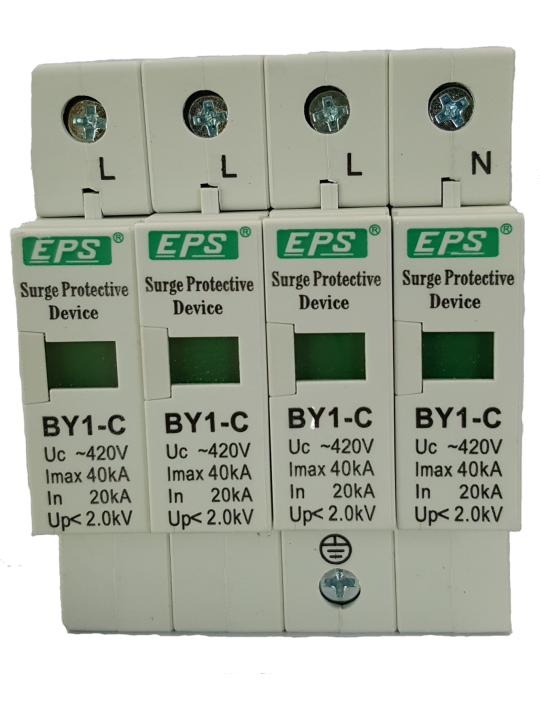 EPS Surge Suppressor BY1-C 20-40KA 3P-N