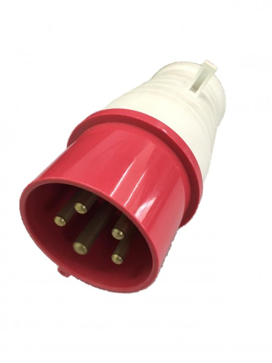 Industri Plug Connector 5CO 16A