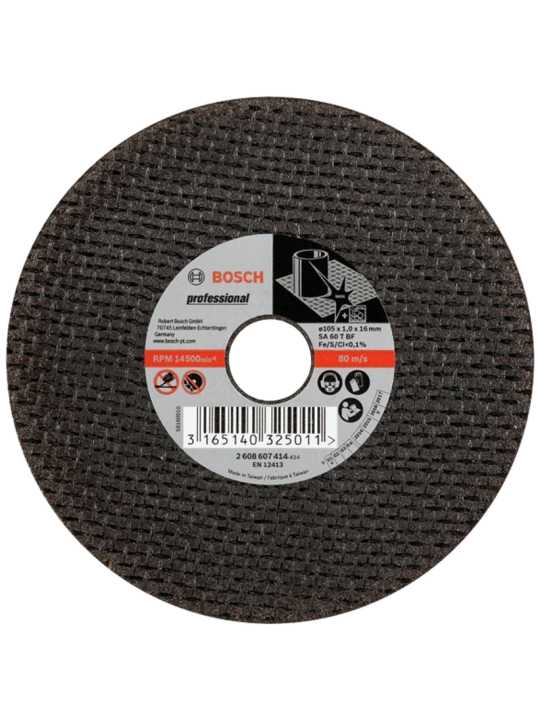"4"" Cutting Disc X 1.0MM - SA60TBF S/S (Bosch)"