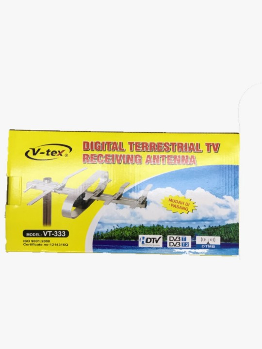V-TEX Outdoor HDTV Antenna VT-333