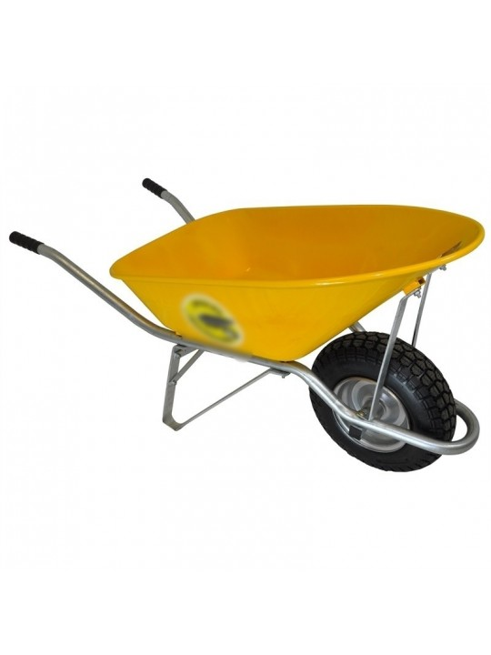 WB-533 Iron Bull Steel Wheel Barrow