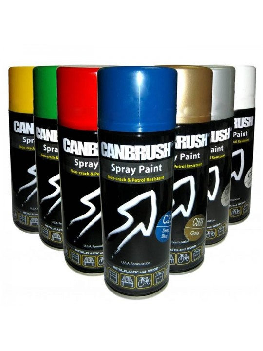 CANBRUSH Spray Paint (Standard)