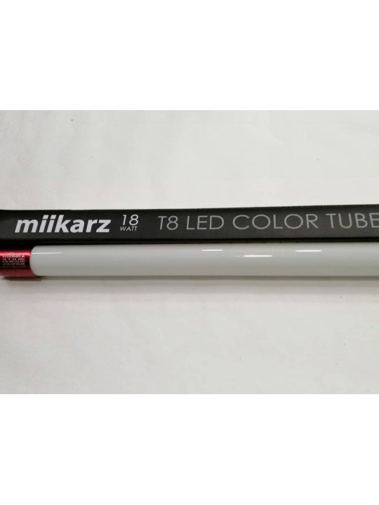 MIIKRAZ LED T8 18W Colour Tube - Red