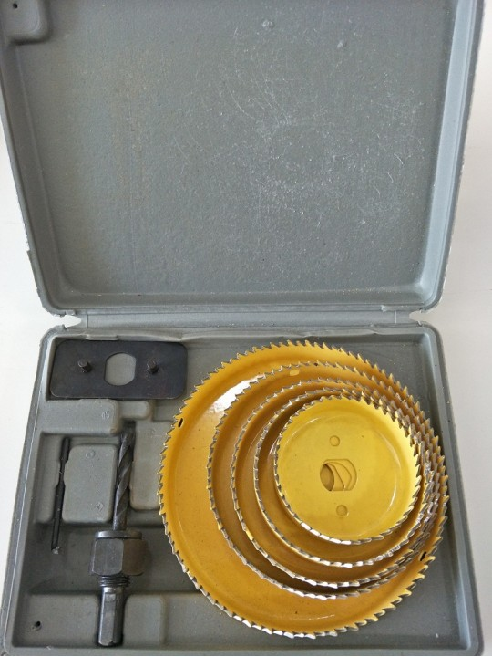 8PCS Hole Saw Set