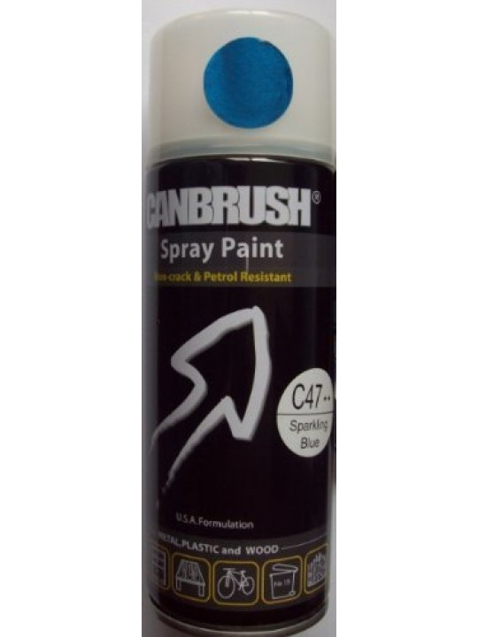 CANBRUSH Spray Paint (Sparkling)