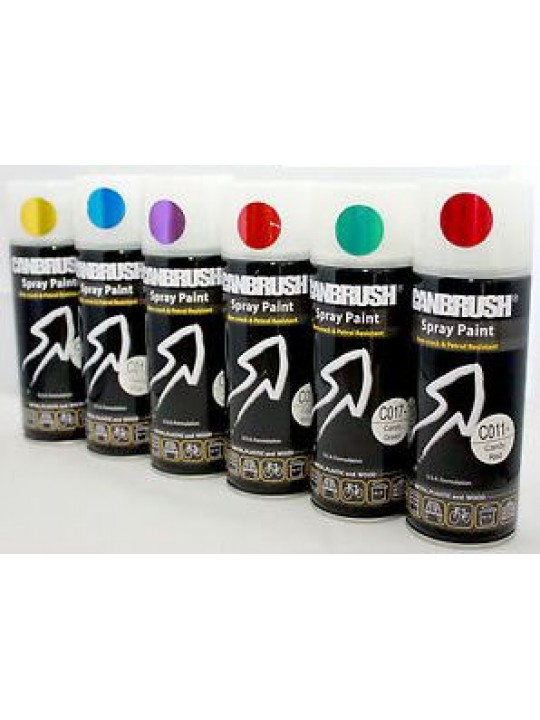 CANBRUSH Spray Paint (Candy)